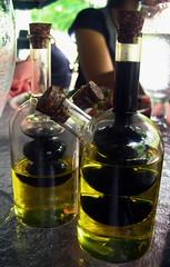 Oil and Vinegar (pianoforte) Tags: pittsburgh cork photowalk oil vinegar frick eastend pianoforte oilandvinegar flickrwalk cruets pittsburgh080507 frickart frickartandhistoricalcenter