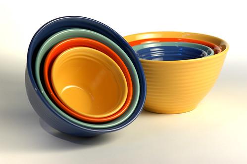 Bauer Nesting Bowls
