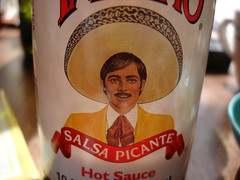 separated at birth?: Tapatio guy & Alain Delon