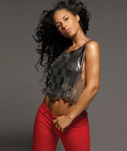 Alicia Keys diz que foi mal interpretada