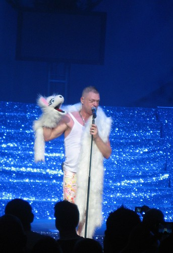 Andy Bell + Mint Sauce, Nottingham Royal Concert Hall