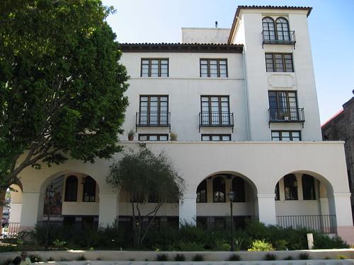 Biscailuz Building