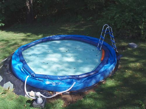 Goodbye pool
