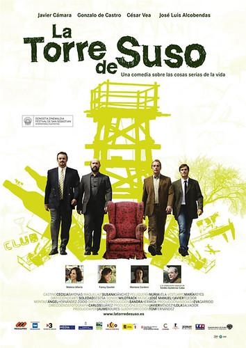 La torre de Suso cartel película