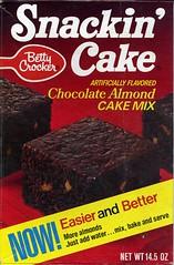 Snakin' Cake