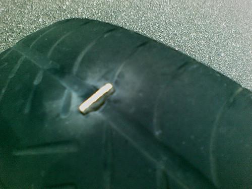 Metal Tyre