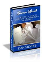 Groom Speech Package