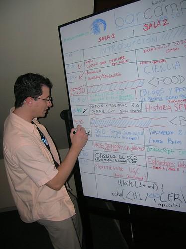 Ismael de psicofxp.com actualizando las charlas