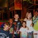Michelle Jennings' children and boys Charlie Safari