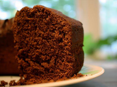 bolo de liquidificador de chocolate simples receita