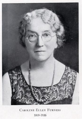 Caroline E. Furness