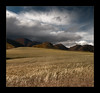 Storm Brewing... (Chantal Steyn) Tags: africa sky storm mountains nature grass clouds landscape southafrica nikon wheat panoramic handheld westerncape overberg d300 genadendal explored nohdr exlore 1685mm