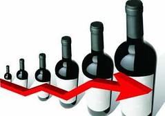Crecen las ventas de vinos en segmentos medios y altos