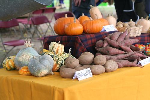 Ninth Graders' Farmers Market