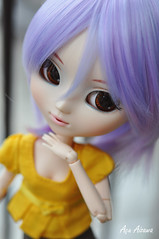 Sofia's B-day!!! \^.^/ (Au Aizawa) Tags: japanese doll purple clothes pullip rement celsiy