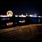 Blackpool piers