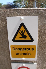 London Zoo #15 (finkangel) Tags: london animals sign angel geotagged zoo dangerous conservation location gps creatures geo fink finkangel geotag funnysign regentspark captivity londonzoo yahoomaps dangerousanimals incaptivity dangerouscreatures gpslocation onmap geotargetted geotarget