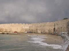 Big Wall (RossM) Tags: greece theworld rhodesgreece