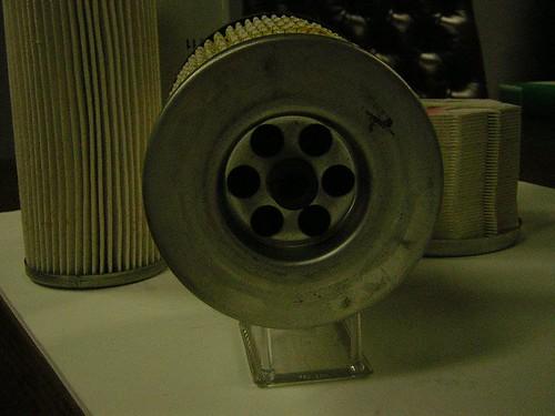Paper oil filter3