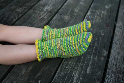Fixation Socks