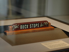The Buck Stops Here - Harry S. Truman Presiden...