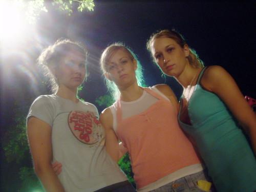 Three Unhappy Ladies