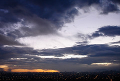 Quito sunrise amanecer (José X) Tags: sky sunrise quito ecuador oneday amanecer cielo undia 551am