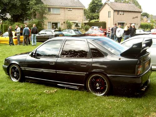 Opel Vectra A Tuning. quot;Tunedquot; 1992 Opel Vectra