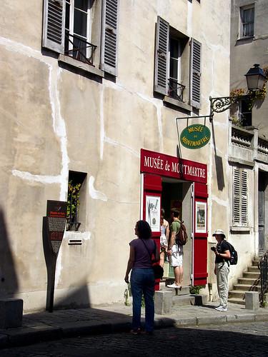 Paris_Musee Montmartre