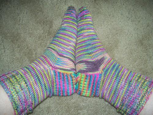 Mindless socks