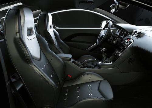 Frankfurt Auto Show: Peugeot 308 RC Z Concept Car