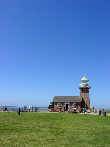 Mark Abbott Memorial Lighthouse and Santa Cruz Surf Museum