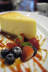 New York Cheesecake, Chelsea Market, Akihabara