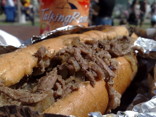 Jersey's Cheesesteak