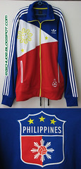 Adidas Philippines Track Jacket (No Selling Pls.) (Raichu 08) Tags: track top philippines jerseys adidas jackets pilipinas adidasoriginals bandila damit