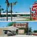 Moon-Glo Motel - vintage postcard