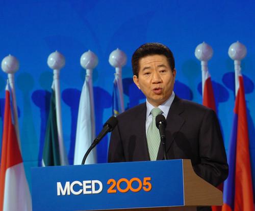 President Moo-hyun Roh, Republic of Korea