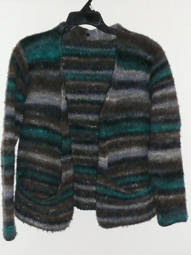Felted jacket - Before
