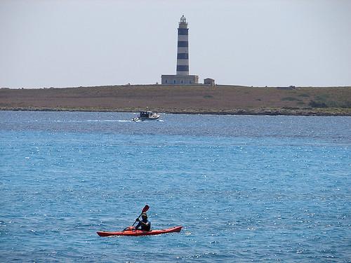 Vuelta a Menorca en kayak 20