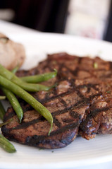 Porterhouse Steak, John's Grill, San Francisco