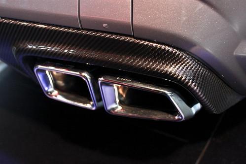 Mercedes Benz Sls Amg Blackbird. Mercedes-Benz CL 63 AMG