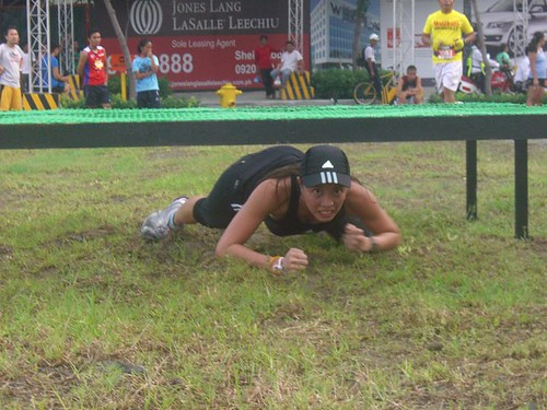 Men's Health Urbanathlon: Crawl If I Must
