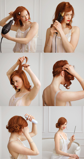 side-chignon-bun-twist-how-to-instructions