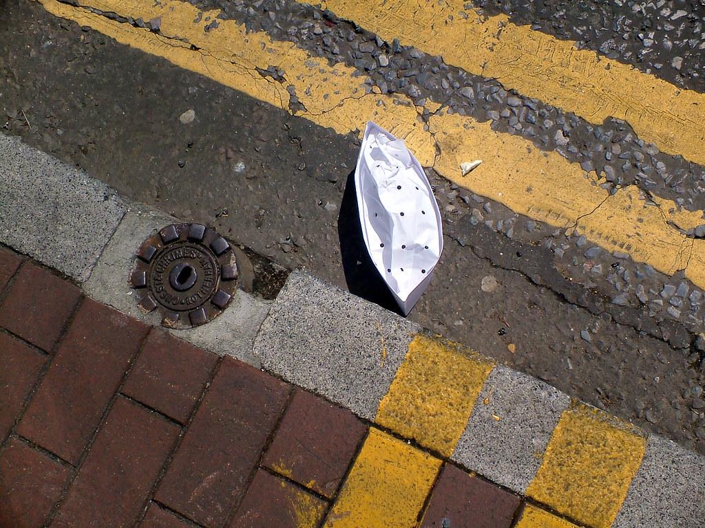 Hat in Earl Street