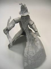Wizard (PhillipWest) Tags: origami paperfolding papiroflexia satoshikamiya