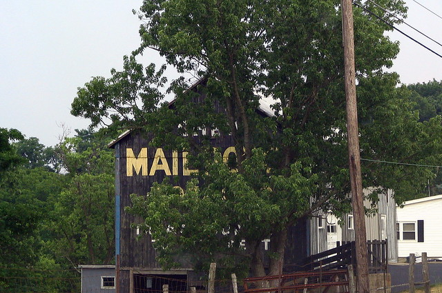 Mail Pouch Tobacco Barn #3