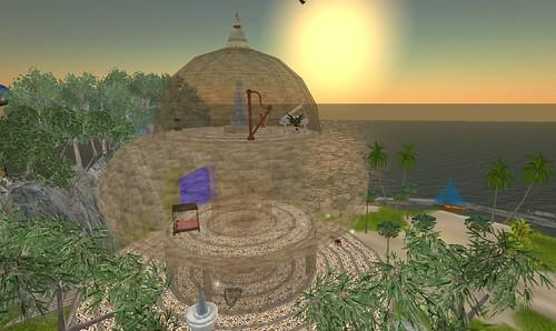Second Life Gary's Sim Marni 16