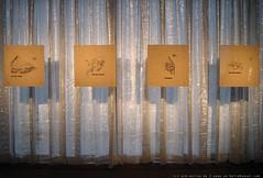 documenta 12 | David Aradeon / Movement of Forms, Antecedents of Afro-Brazilian Spaces | 2007 | Aue-Pavillon