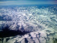 Cordillera de los Andes - by leo.prie.to