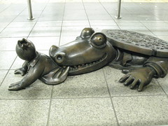 Tom Otterness - Life Underground by Alain-Christian, on Flickr